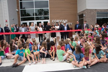 Corvian Opens Its State-of-the-Art High School