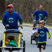 dads running