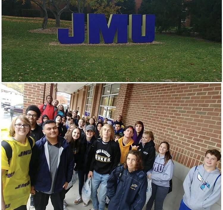 Freshman at JMU