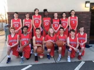 7/8th Grade Boys Basketball