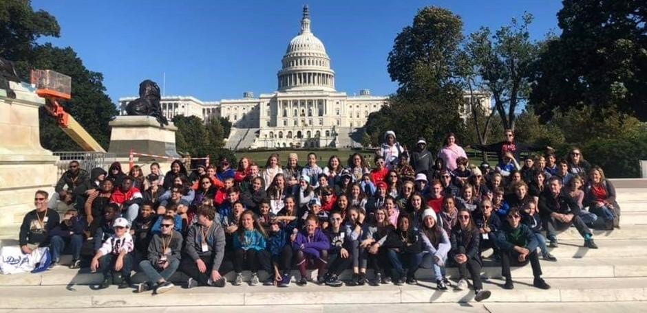 8th Grade Trip to Washington DC