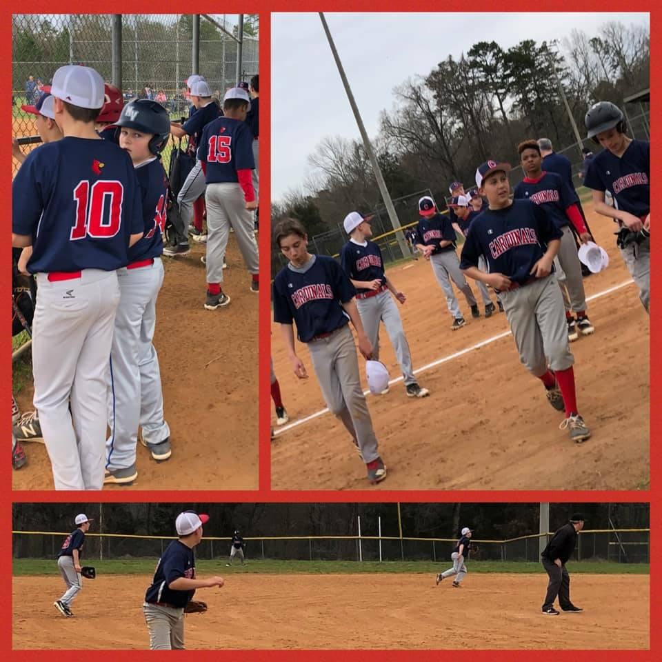 MS Baseball 2020