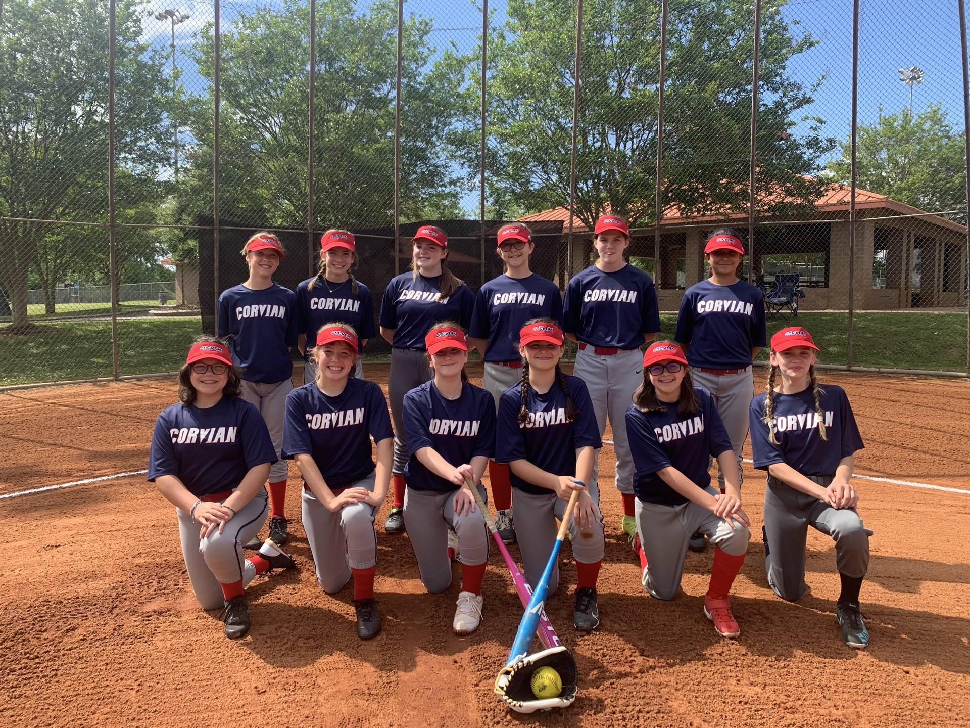 Softball group pic