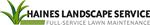 Haines Landscape Service