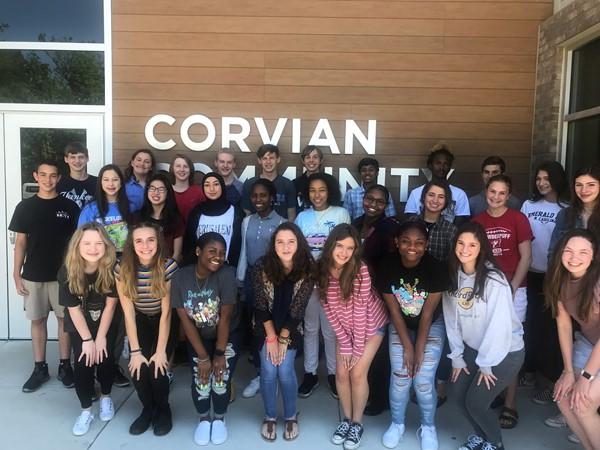 Corvian Student Ambassadors