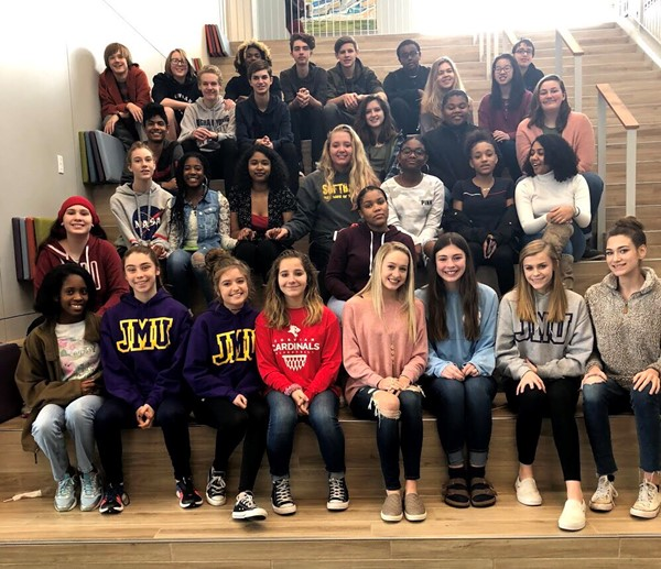 Corvian Community High School Student Council
